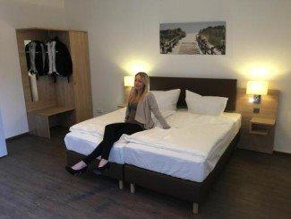 Appart Hotel avec wifi, 1 chambre