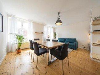 Appartement design, 1 chambre, avec wifi