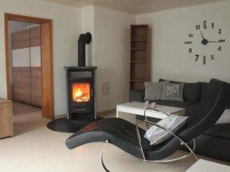 Appartement 3 chambres, avec cheminée