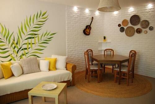 Appartement avec climatisation, 2 chambres