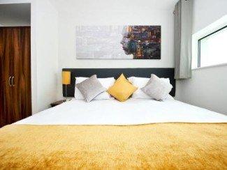 Appart Hotel moderne, 1 chambre, avec climatisation