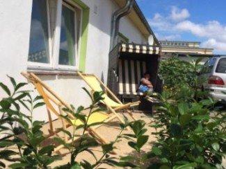 Logement avec jardin, 1 chambre