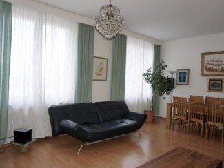 Appartement avec jardin, 4 chambres