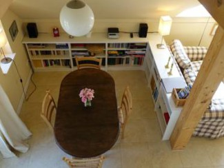 Appartement 2 chambres, avec jardin