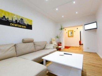 Appartement confortable, 2 chambres, avec wifi