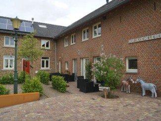 Appartement 1 chambre, avec jardin