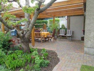 Maison avec jardin, 1 chambre