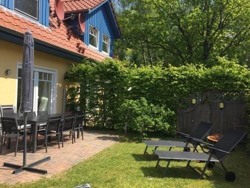 Maison 3 chambres, avec jardin