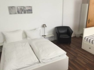 Bed and breakfast avec wifi, 1 chambre