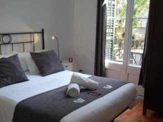 Bed and breakfast avec climatisation, 1 chambre