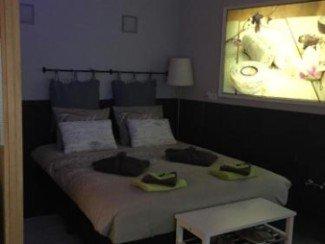 Bed and breakfast bien-être, 1 chambre, avec jardin
