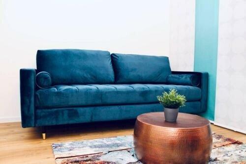 Appartement design, 1 chambre, avec jardin