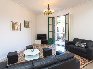 Appartement confortable, 5 chambres, avec climatisation