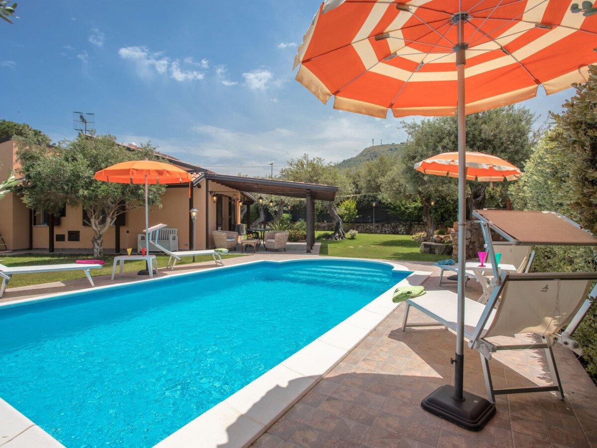 Villa 3 chambres, avec piscine