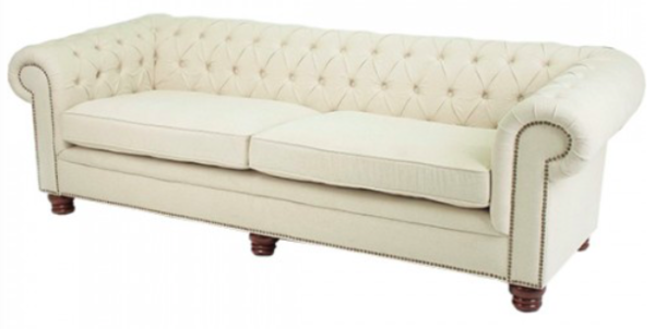 Ecru Bloomsbury Sofa