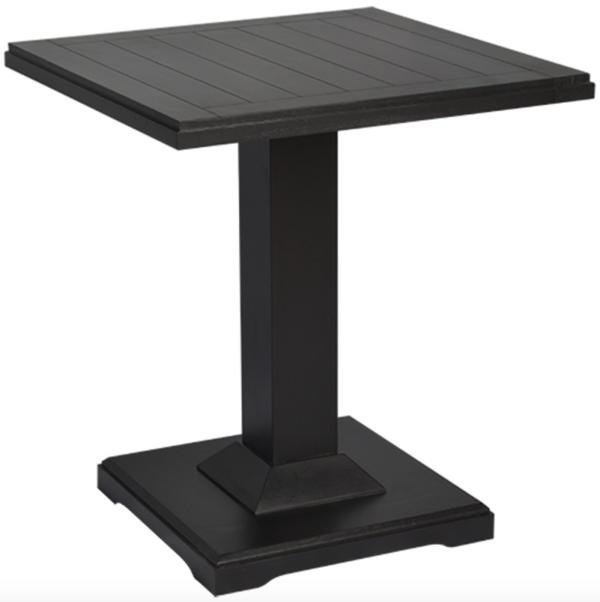 Black Simon Bar Table