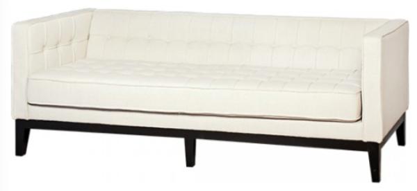 Ecru Davis Sofa