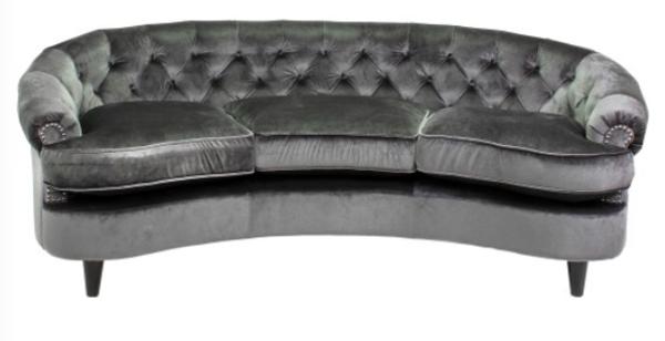 Serene Grey Sofa