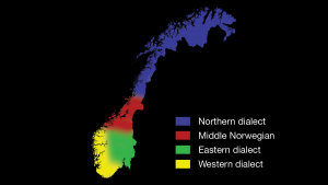 Norwegian dialects