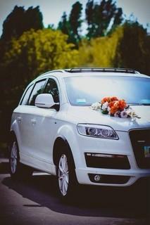 Весільний кортеж - фото