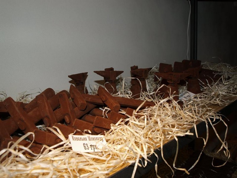 Ковальня шоколаду - фото 16