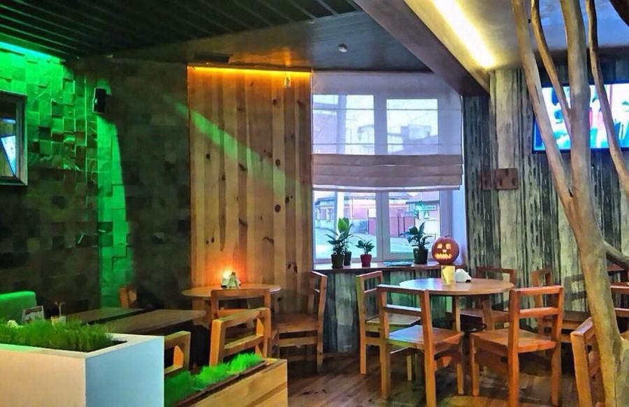 StoneWOOD cafe - фото 2