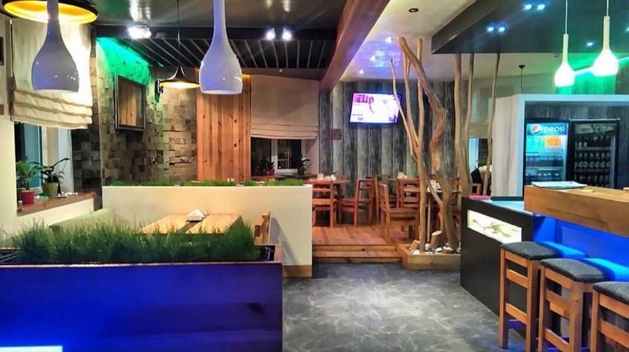 StoneWOOD cafe - фото 3