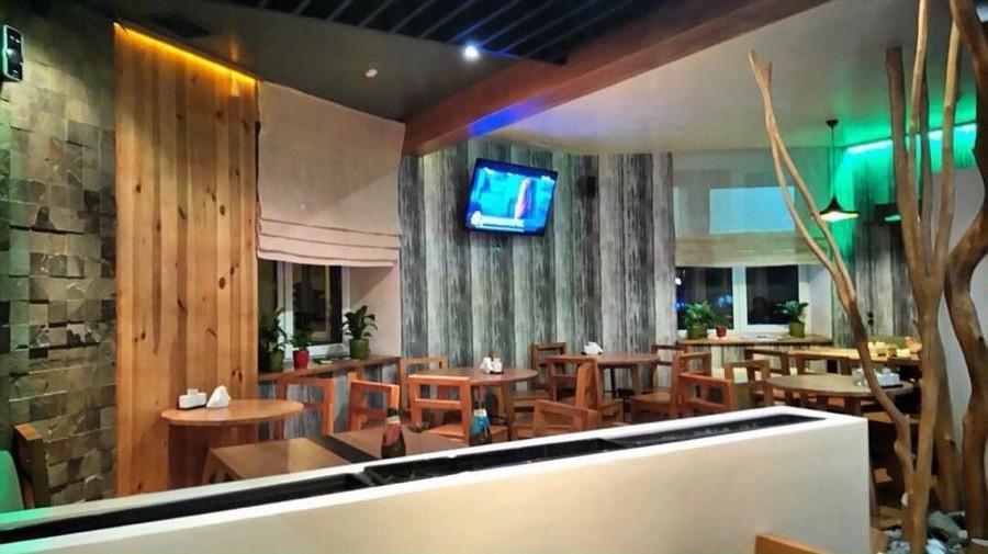 StoneWOOD cafe - фото 4