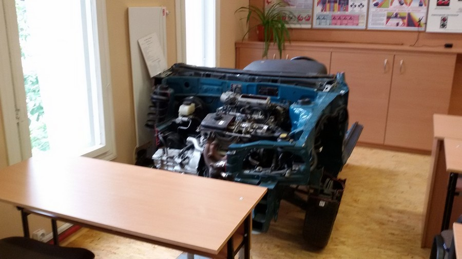 Дрогобицький навчальний центр автомобільної справи - фото 26
