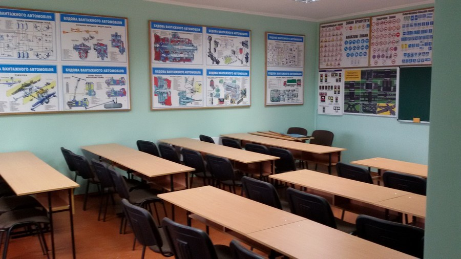 Дрогобицький навчальний центр автомобільної справи - фото 31