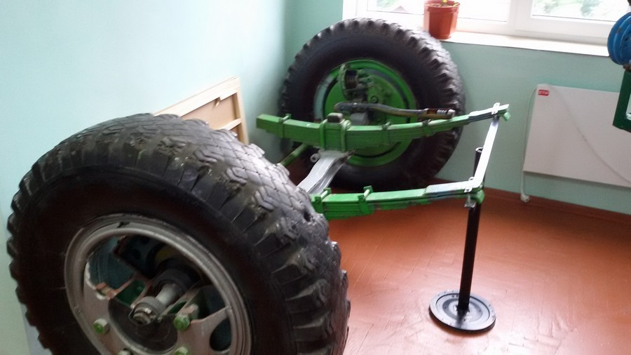 Дрогобицький навчальний центр автомобільної справи - фото 34