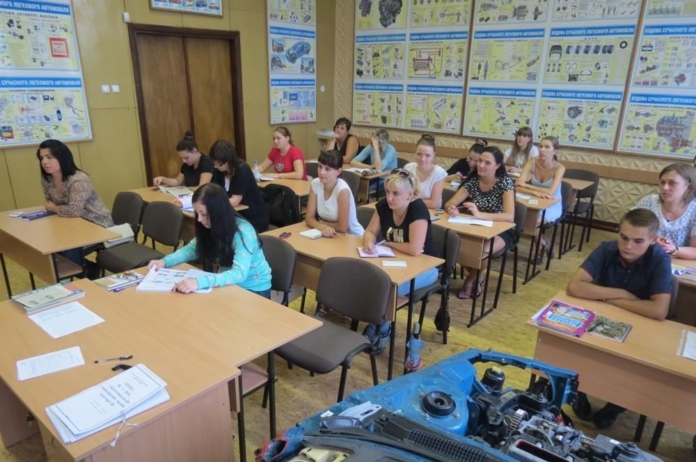 Дрогобицький навчальний центр автомобільної справи - фото 20
