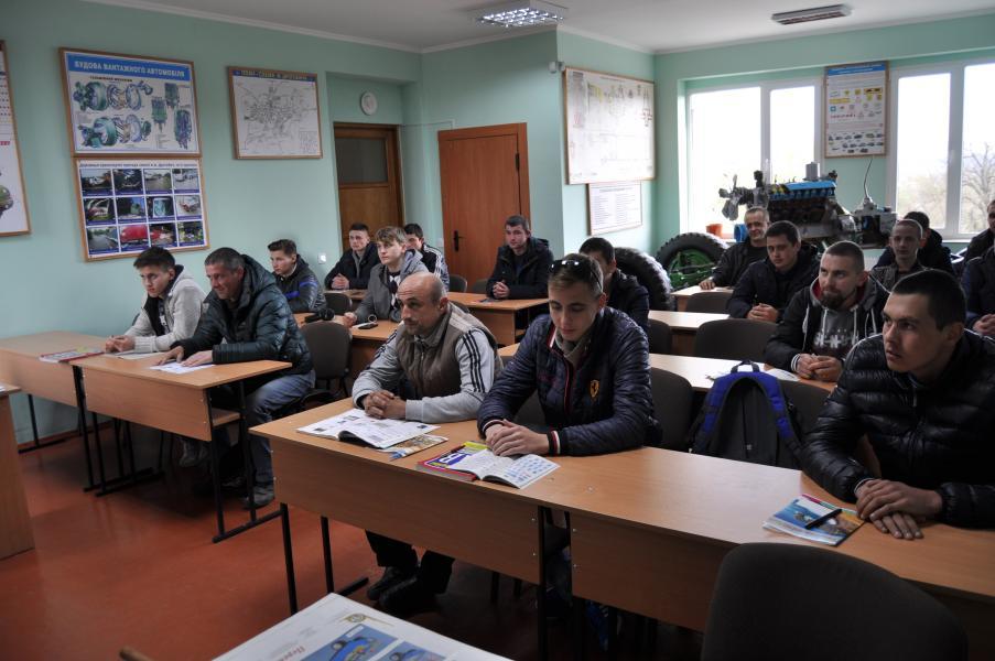 Дрогобицький навчальний центр автомобільної справи - фото 22