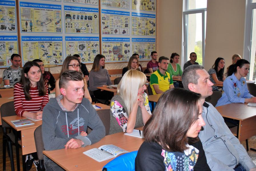 Дрогобицький навчальний центр автомобільної справи - фото 18