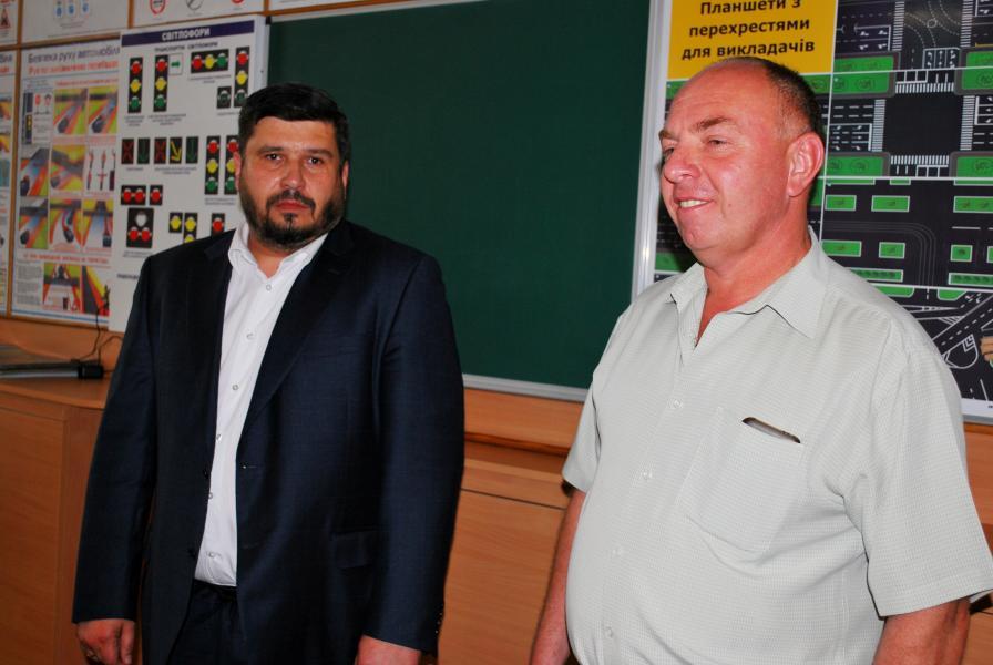 Дрогобицький навчальний центр автомобільної справи - фото 40
