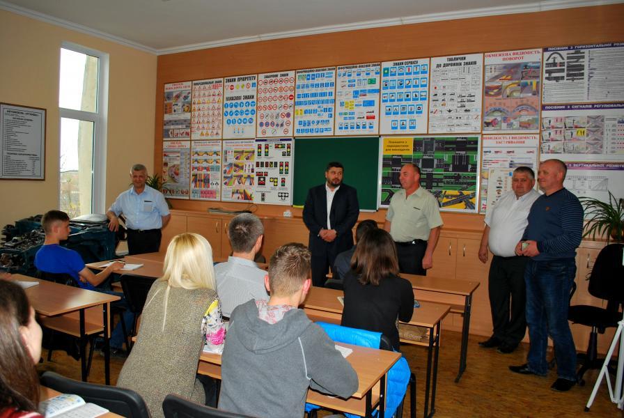 Дрогобицький навчальний центр автомобільної справи - фото 42