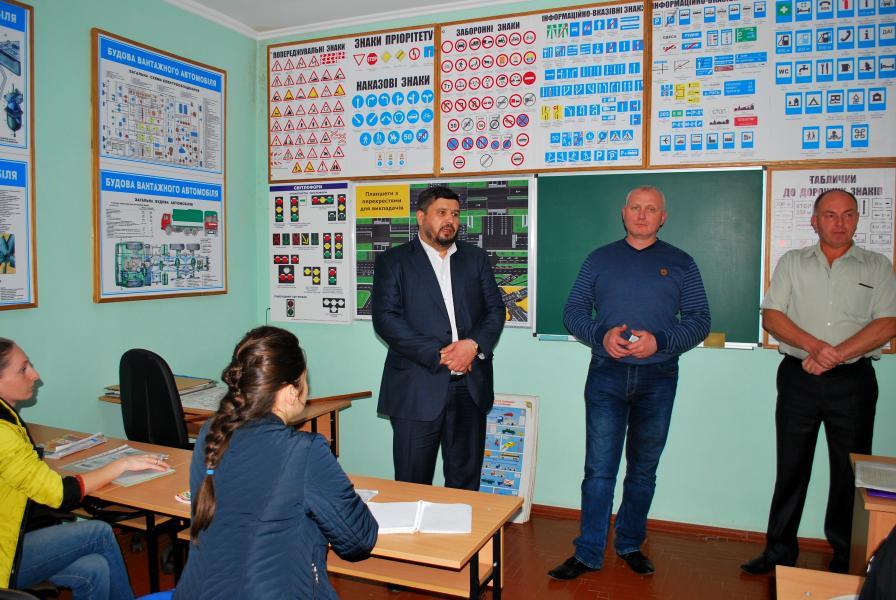 Дрогобицький навчальний центр автомобільної справи - фото 48