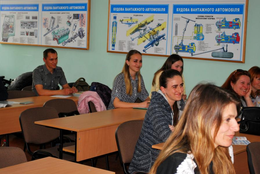Дрогобицький навчальний центр автомобільної справи - фото 52