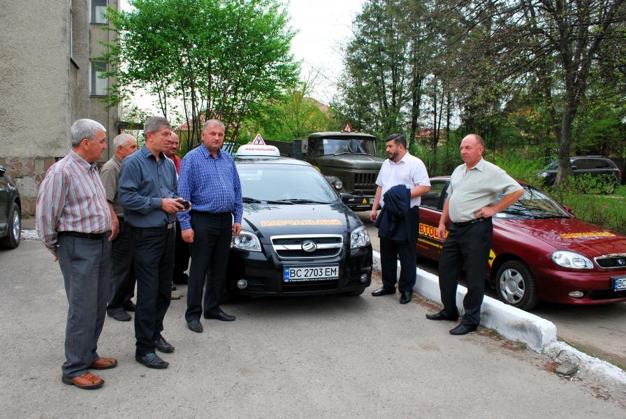 Дрогобицький навчальний центр автомобільної справи - фото 60