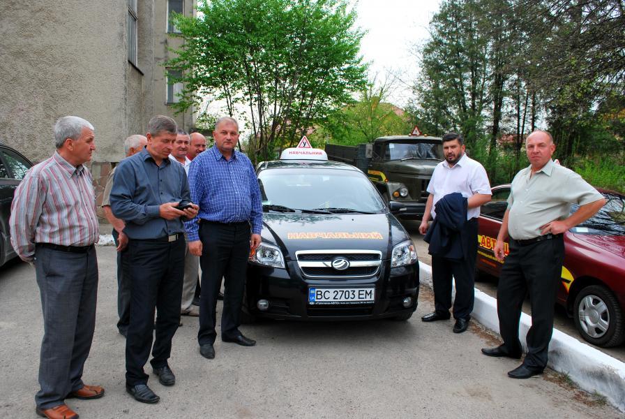 Дрогобицький навчальний центр автомобільної справи - фото 62