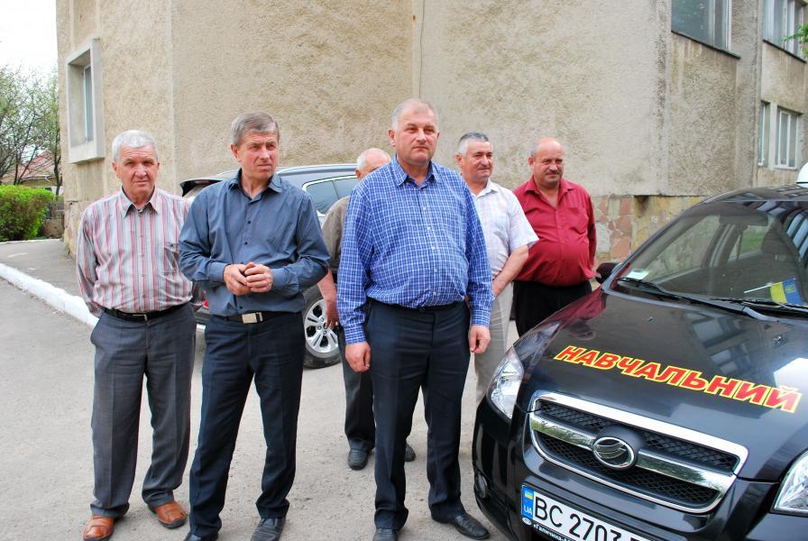 Дрогобицький навчальний центр автомобільної справи - фото 63