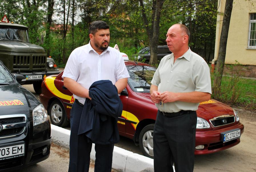 Дрогобицький навчальний центр автомобільної справи - фото 66