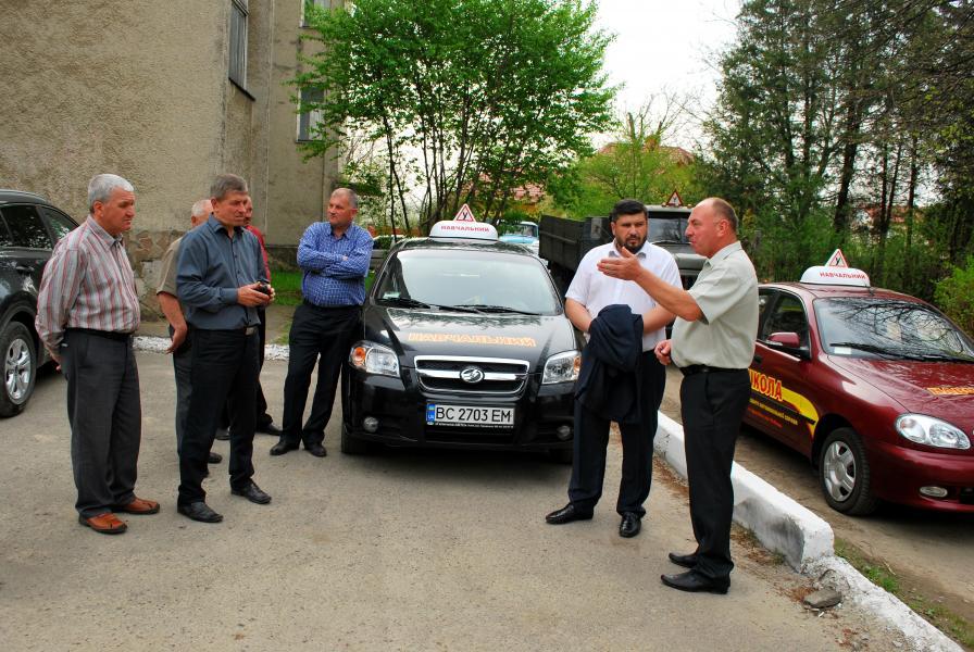 Дрогобицький навчальний центр автомобільної справи - фото 67
