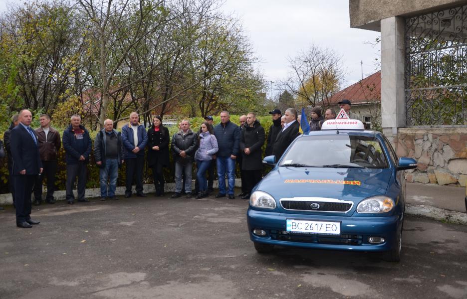 Дрогобицький навчальний центр автомобільної справи - фото 2