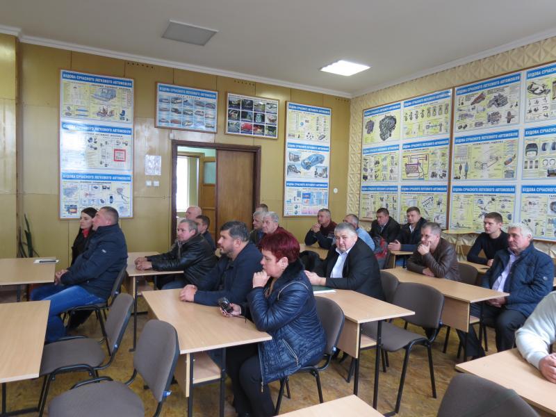 Дрогобицький навчальний центр автомобільної справи - фото 16