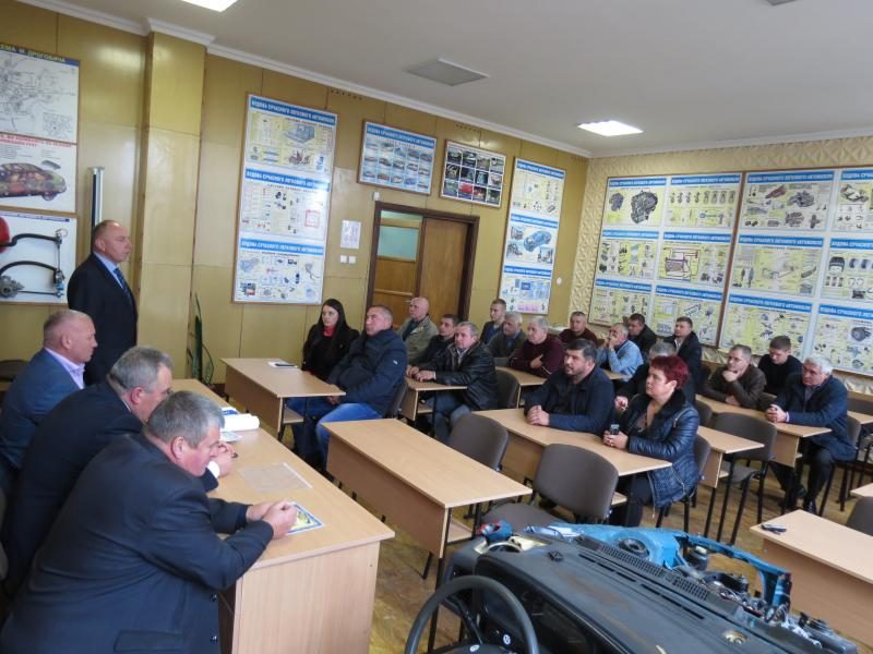 Дрогобицький навчальний центр автомобільної справи - фото 15