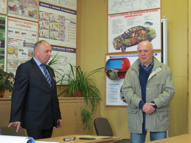 Дрогобицький навчальний центр автомобільної справи - фото 9