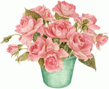 Магазин цветов - фото