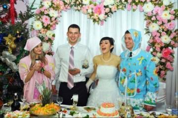 Без нас весілля не буде