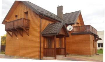 Сауна на дровах - фото